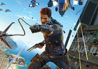 Just Cause 3 Concept Art